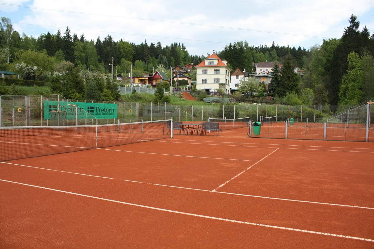 outdoor, tennis, clay courts – Jablonec nad Nisou